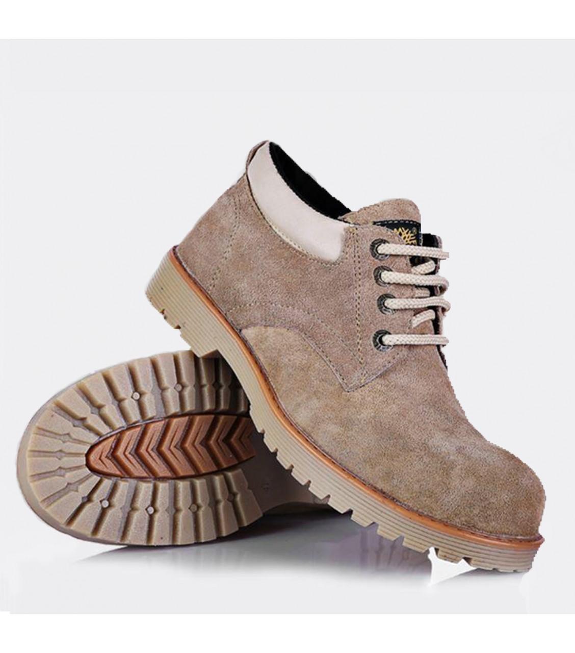 Shamoi Safety Shoes - Half Boot
